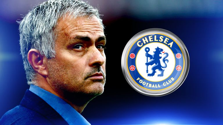 Jose Mourinho won three league titles in two spells with Chelsea
