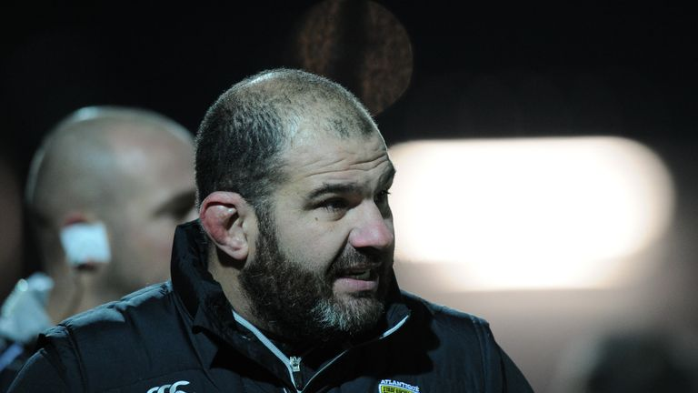 Ex-La Rochelle boss Patrice Collazo is the latest man into the Toulon hotseat