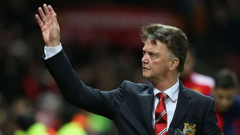 Van Gaal received backing from the United fans on Monday, but how long will it last?