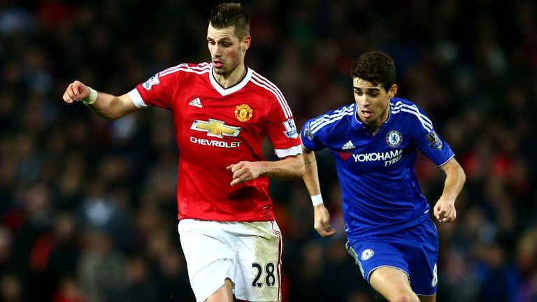 Morgan Schneiderlin says United showed improvements against Chelsea