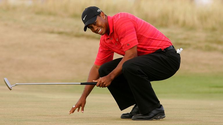Woods underwent two back operations in the space of six weeks