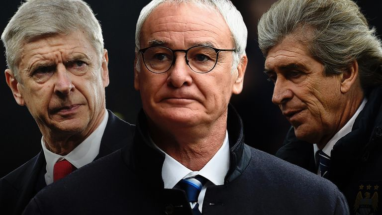 Leicester are the great overperformers but others are not so impressive