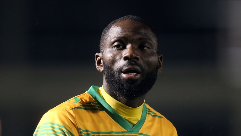 Yeovil Town forward Francois Zoko is on the League Two shortlist