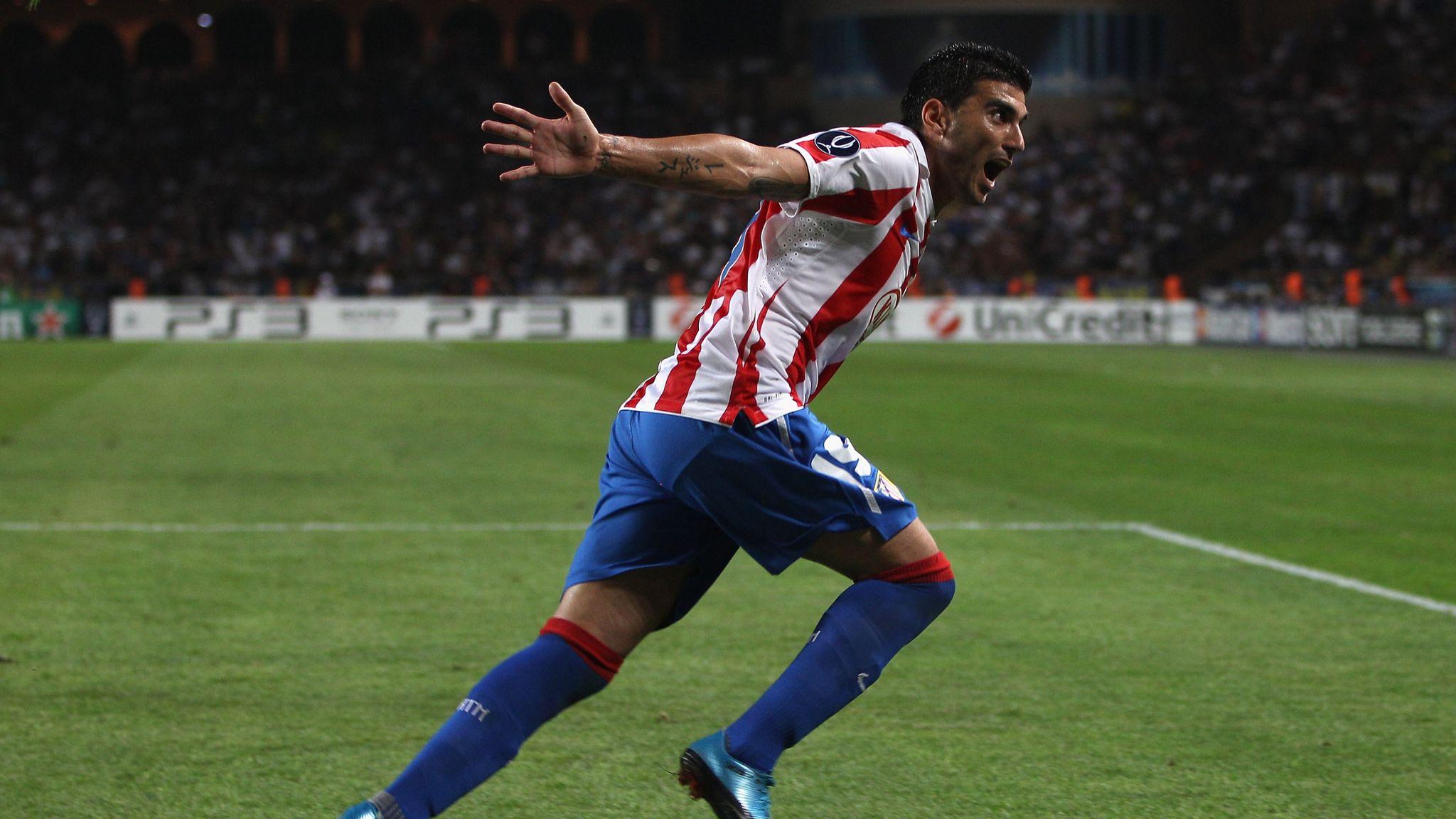 Jose Antonio Reyes Is Now A Bit Part Player At His Beloved Sevilla