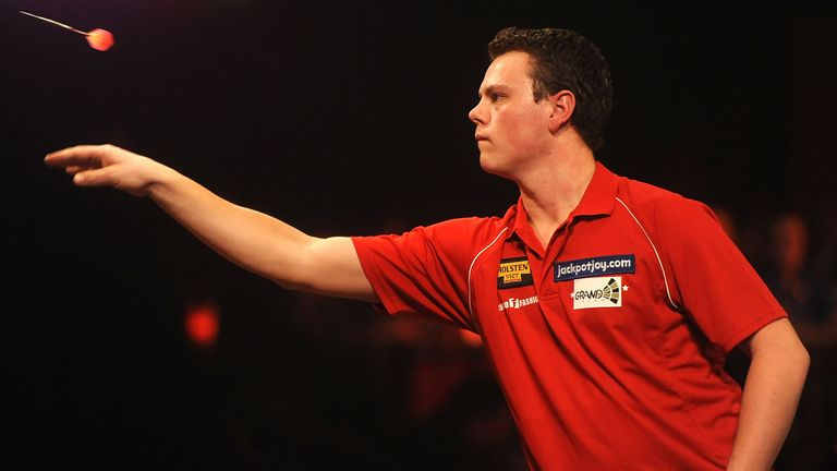 Jeffrey de Graaf secured his Tour Card on the PDC circuit