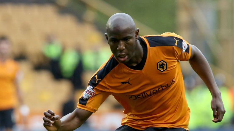 Afobe was a prolific scorer in his previous spell at Molineux