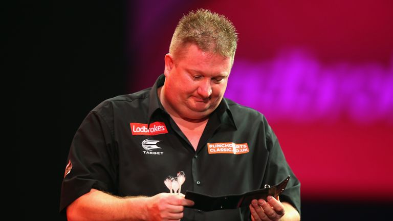 Colin Lloyd has dropped out of the world's top 64