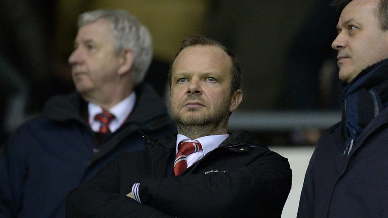 Executive vice-chairman Ed Woodward has identified the Chinese Super League as a place to sell unwanted players