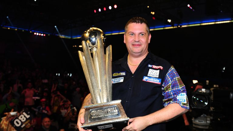 De Graaf wants to take on reigning world champion Gary Anderson