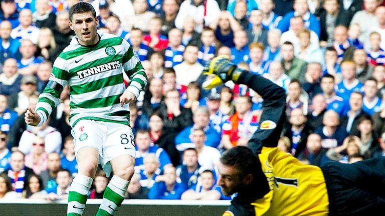 Garner could make similar impact to former Celtic striker Gary Hooper
