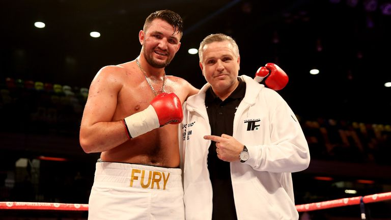Peter Fury has been denied a New Zealand visa and is set to miss his son Hughie fight Joseph Parker
