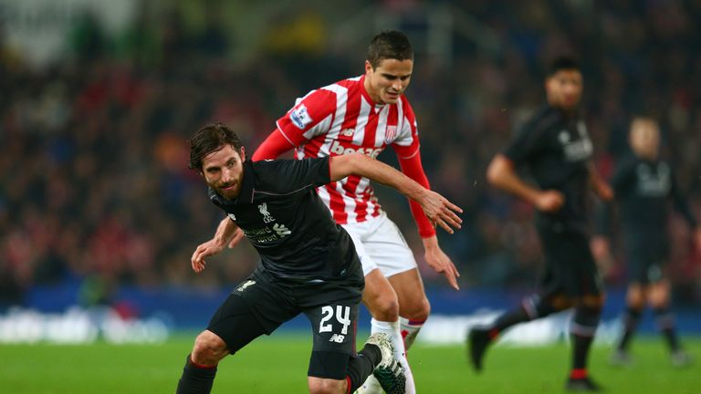 Joe Allen accepts his long-term Liverpool future is uncertain