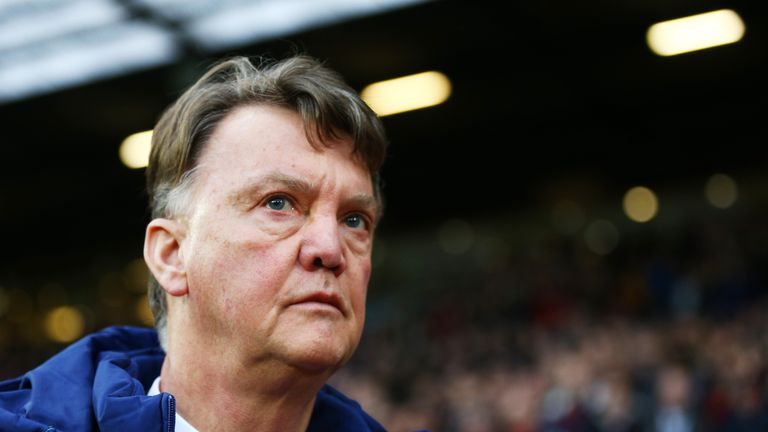 Louis Van Gaal 'still One Of The Best Managers In The