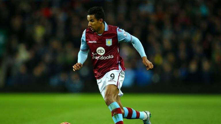 Scott Sinclair is a target of Swansea