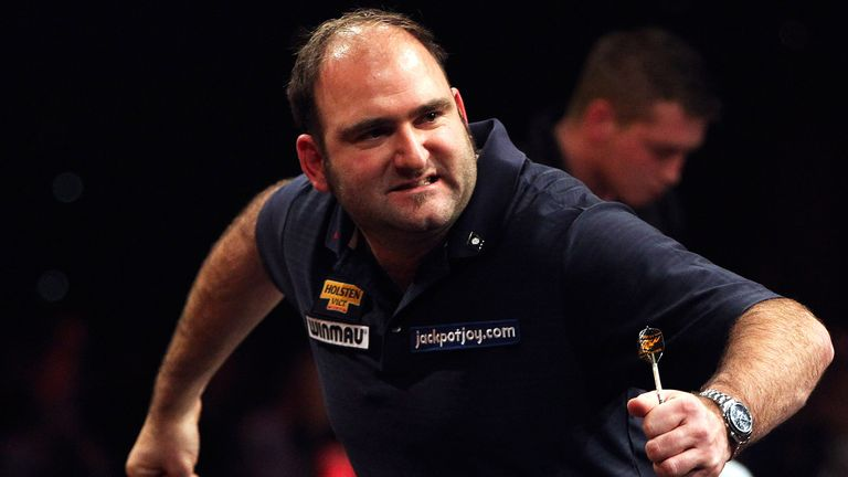 Scott Waites is aiming to win his third BDO world title