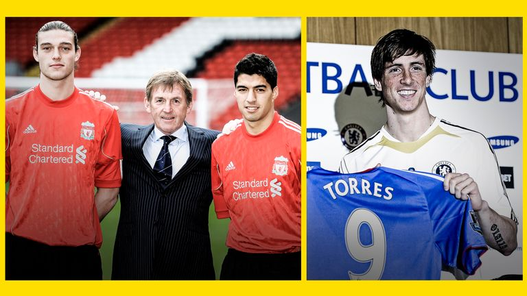 It was all go on January Deadline Day in 2011, but how much do you remember?