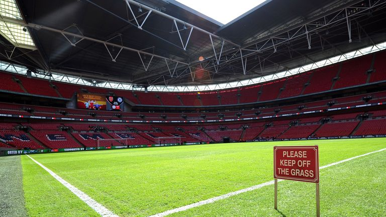Wembley has been the scene of some dramatic play-off finals in recent years