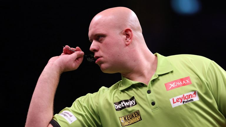 Image result for michael van gerwen