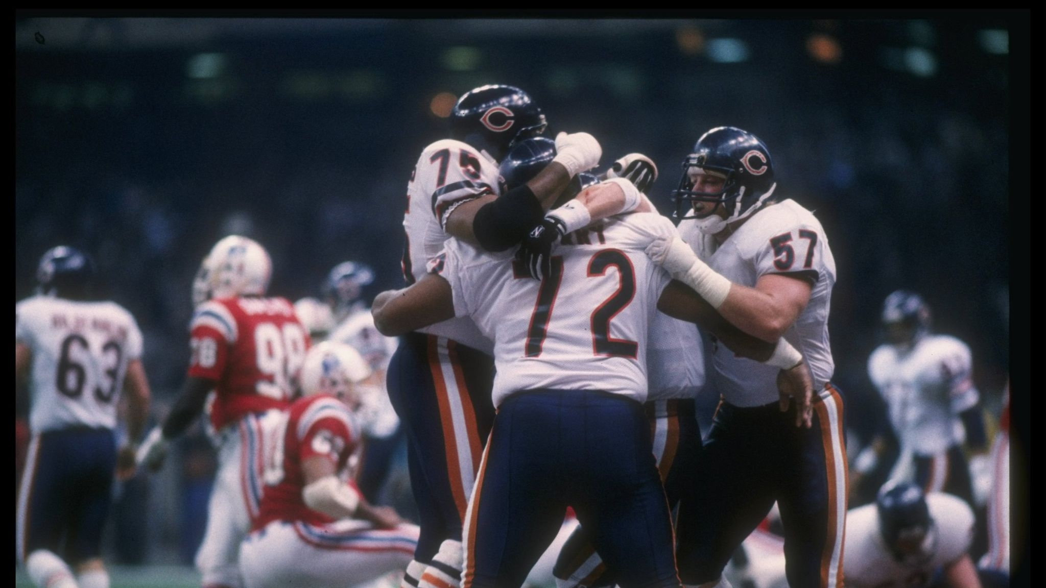 William 'The Refrigerator' Perry's Super Bowl touchdown