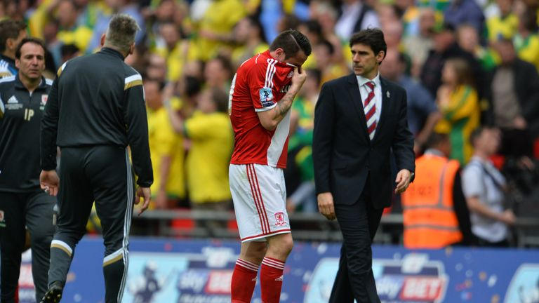 Middlesbrough are looking to return to the top flight after a seven-year absence