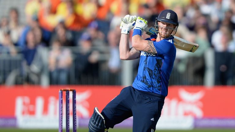 Ben Stokes is ruled out of the series with a knee injury