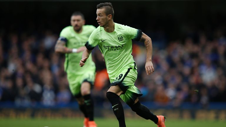 Bersant Celina struggled to get into the game before being substituted