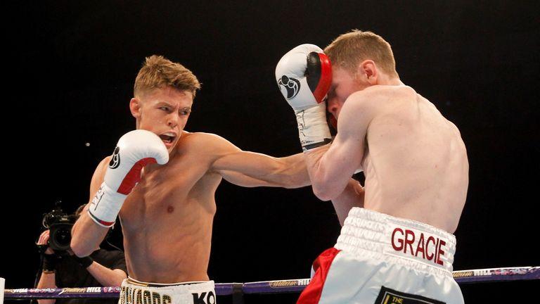 Charlie Edwards defeated Luke Wilton on points