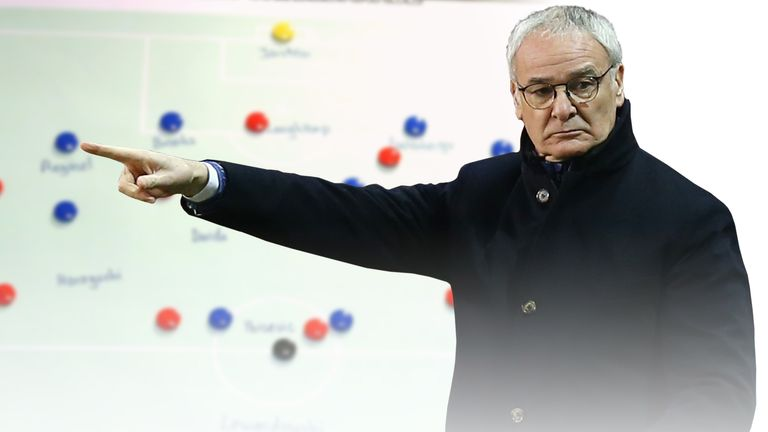 Claudio Ranieri's Leicester have been a revelation but what do they do differently?