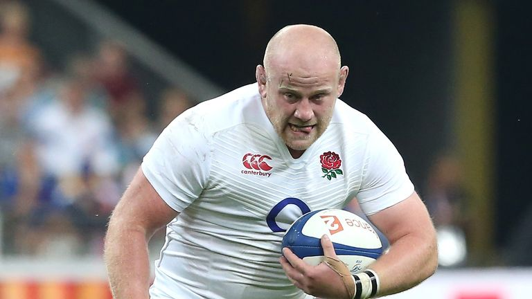 Dan Cole is ready for a tough test against vWales