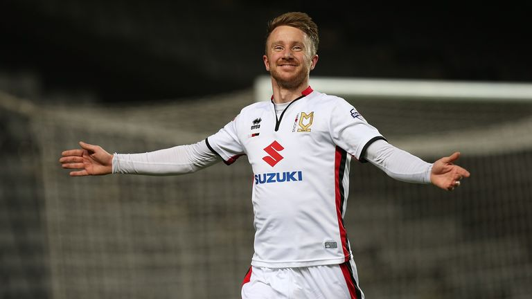 Dean Bowditch: Will leave MK Dons at the end of the season