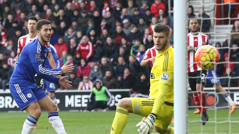 Chelsea's 2-1 win at Southampton on Saturday was the first time the champions had registered successive Premier League wins this season