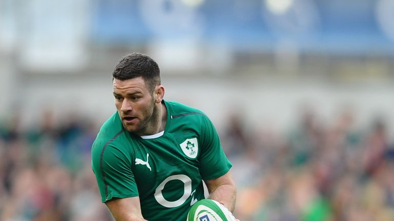 Fergus McFadden is back in the Ireland fold with doubts over Keith Earls
