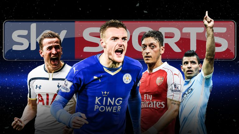 Premier League Fixtures Live On Sky Sports Leicester Tottenham Arsenal And Man City Football News Sky Sports