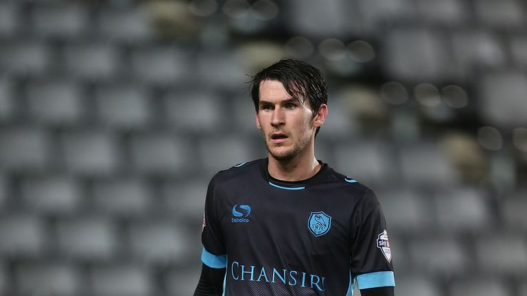 Kieran Lee: On target for Sheffield Wednesday in home draw