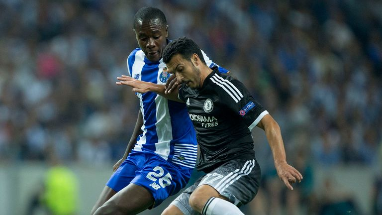 Imbula has played in the Champions League for Porto this season