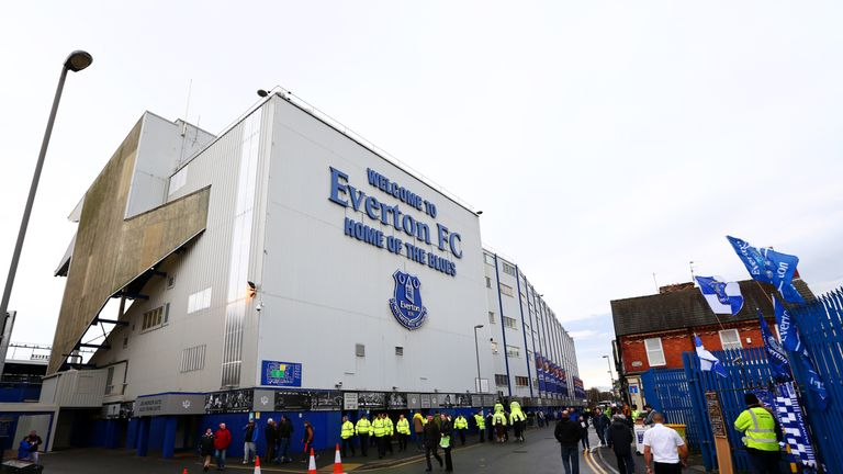 Everton new stadium achievable within two years, says Mayor of Liverpool