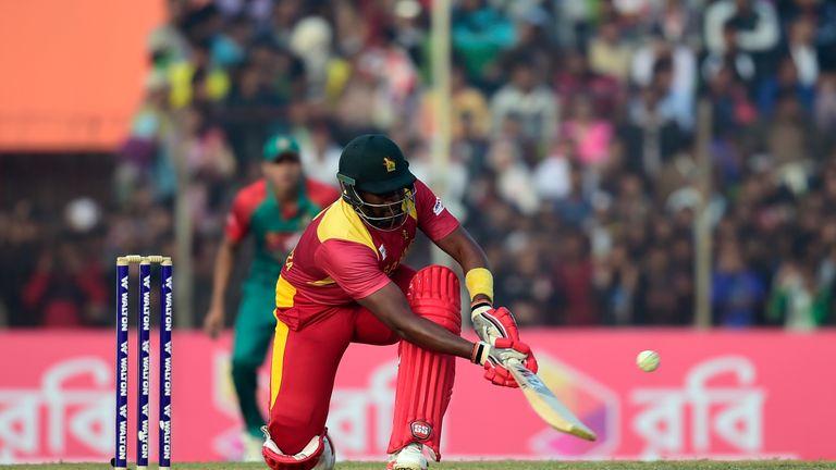Hamilton Masakadza will be crucial to Zimbabwe's hopes