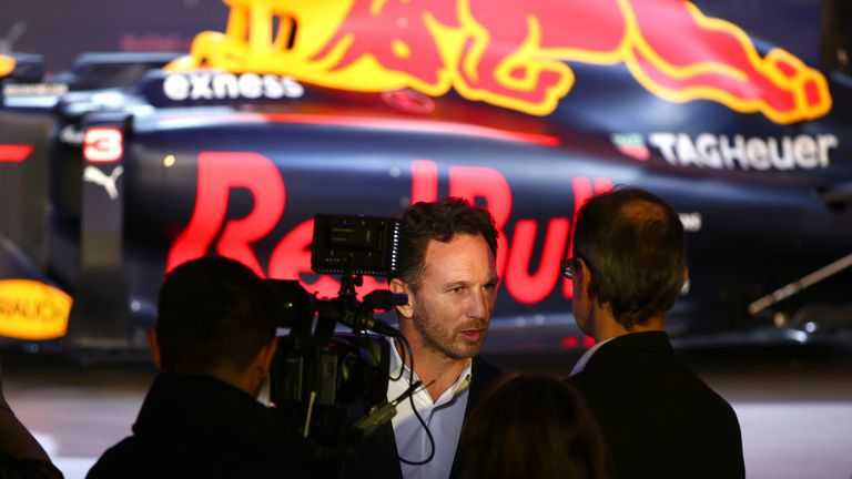Christian Horner is expecting Renault to deliver steady 2016 improvements