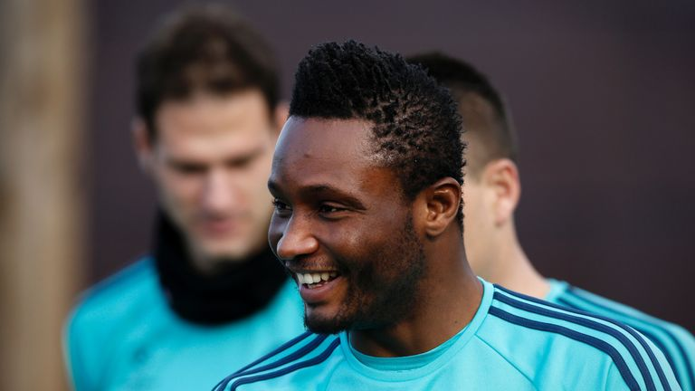 John Obi Mikel has rubbished talk of move abroad