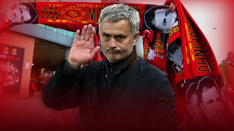 Former Chelsea and Real Madrid manager Jose Mourinho has been linked with the managerial role at Manchester United