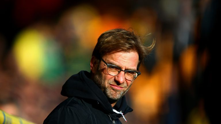 Jurgen Klopp is preparing his team to face Sunderland on Saturday