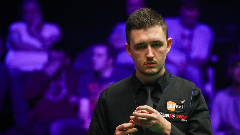 Kyren Wilson has been a star at the Crucible over the last two weeks