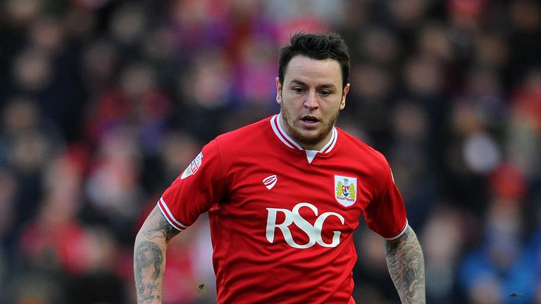Lee Tomlin helped secure the spoils for Bristol City