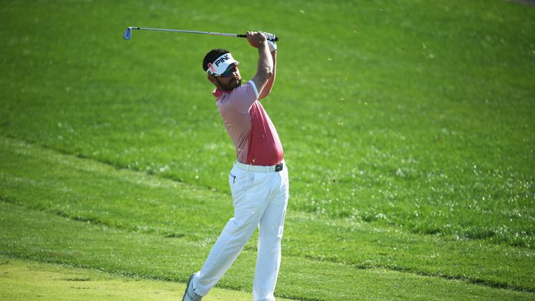 Oosthuizen missed the cut at the Dubai Desert Classic