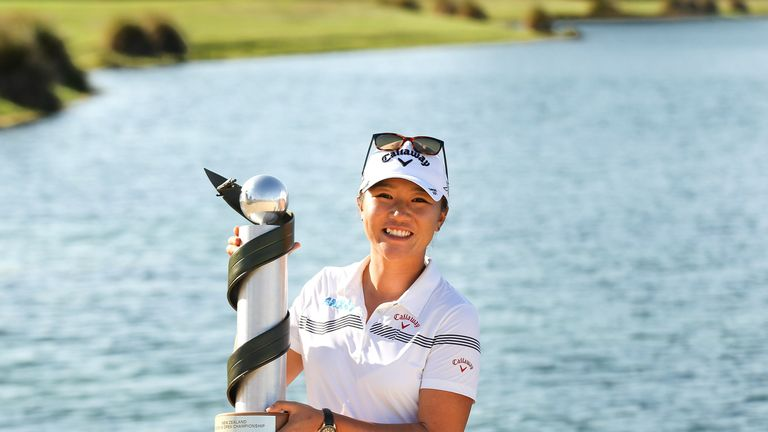 Christchurch earthquake cant shake Lydia Ko from Open win