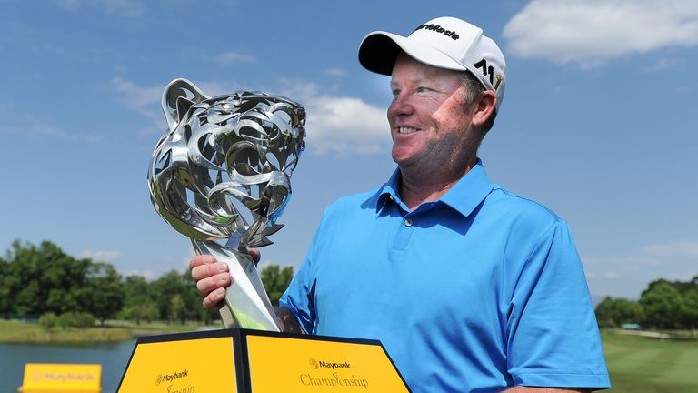 Marcus Fraser benefitted from Lee's mistakes to pick up his third European Tour win