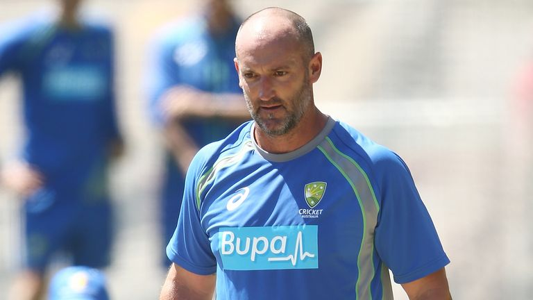 Michael Di Venuto worked as Australia's batting coach for three years from 2013
