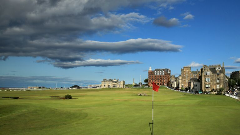 Both the LGU and the R&A are currently based at St Andrews