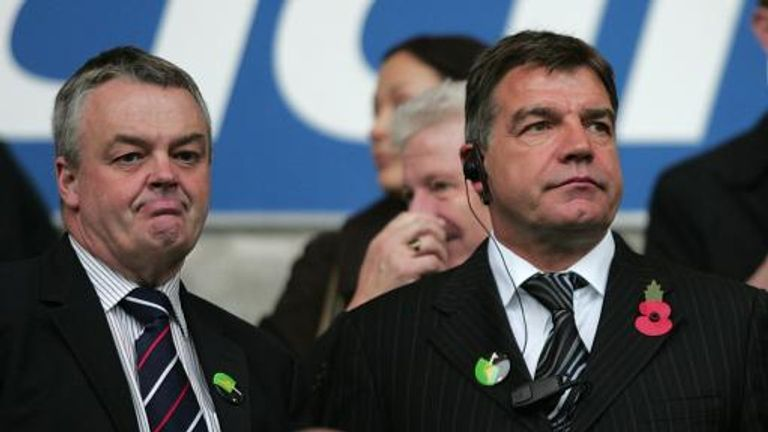 Allardyce honed his use of data during his long spell in charge of Bolton