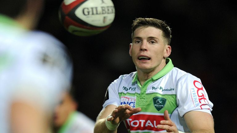 Colin Slade guided Pau to their ninth Top 14 victory of the season
